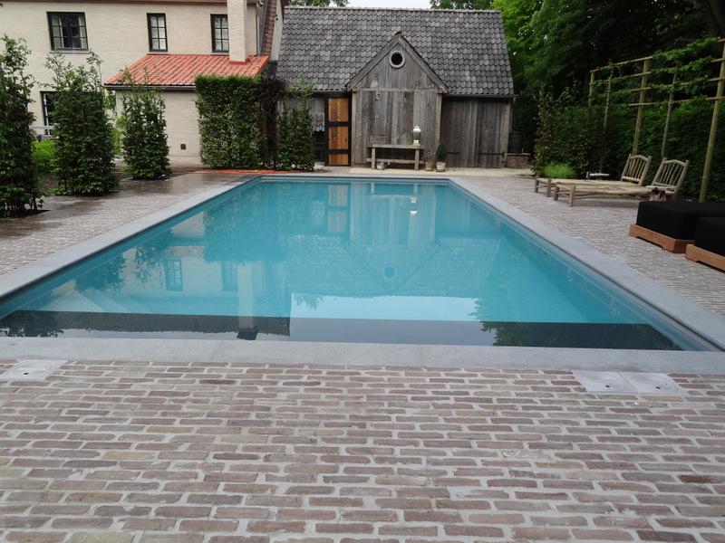 Jsbaden zwembaden for Zwembaden in tuin